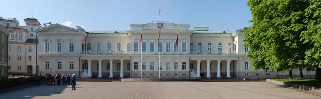 Vilnius_presidential_palace